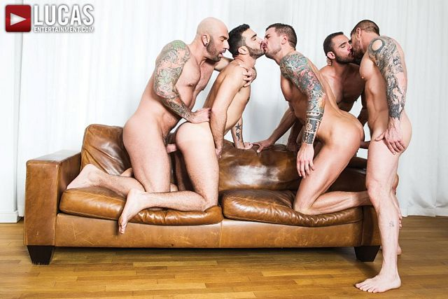 Jump Into Rocco Steele's Breeding Party   Daily Dudes @ Dude Dump