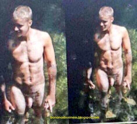 Justin Bieber as Orlando Bloom | Daily Dudes @ Dude Dump