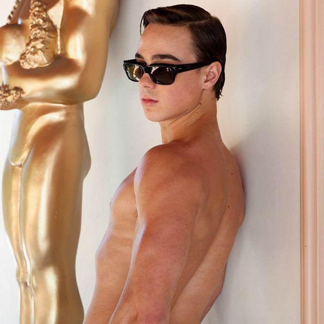 Justin Owen goes Hollywood   Daily Dudes @ Dude Dump