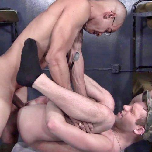 Latino Stud Red fucks Aaron Summer RAW | Daily Dudes @ Dude Dump