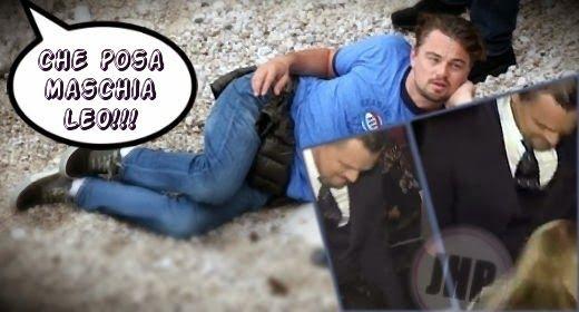 Leonardo DiCaprio | Daily Dudes @ Dude Dump