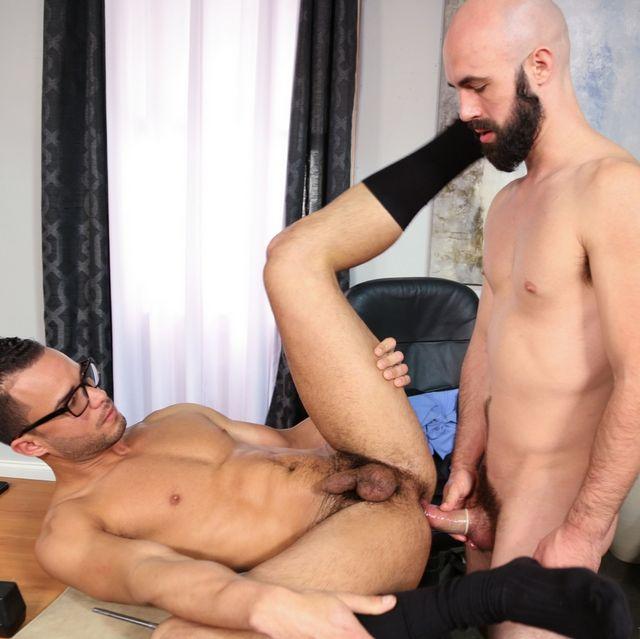 Lex Ryan Drills Javier Cruz | Daily Dudes @ Dude Dump