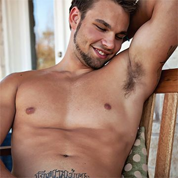 Logan Taylor nude massage | Daily Dudes @ Dude Dump