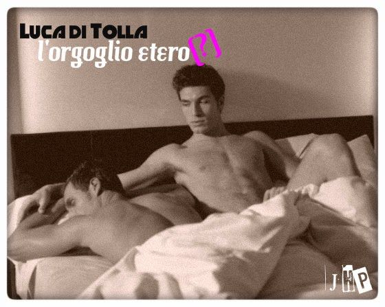 Luca Di Tolla: I'm not GAY! | Daily Dudes @ Dude Dump