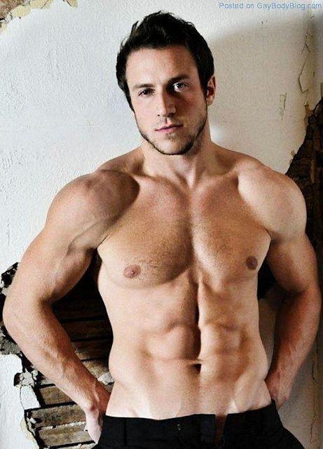 Lusting After Nicholas Alan | Gay Body Blog | Daily Dudes @ Dude Dump