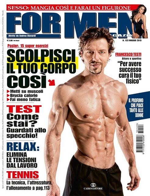 Made in Italy: Francesco Testi | Daily Dudes @ Dude Dump