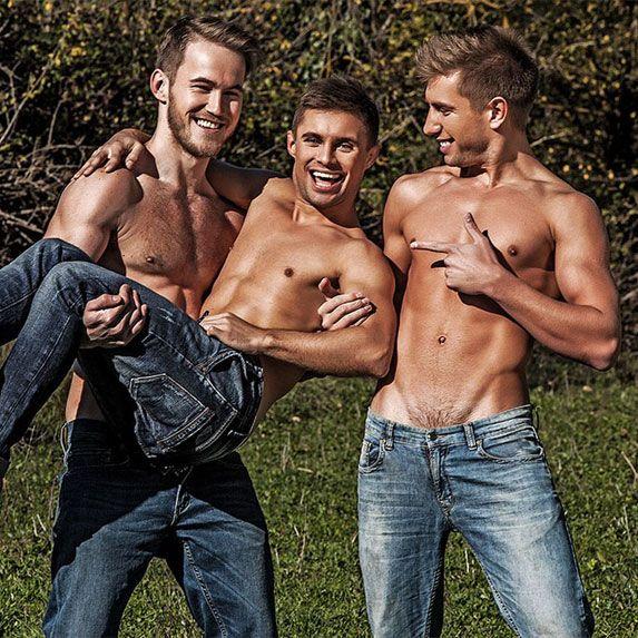 Marq & the Gromov bros | Daily Dudes @ Dude Dump