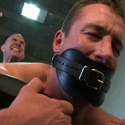 Masculine Straight Man Shamus' Hot BDSM Sessions   Daily Dudes @ Dude Dump