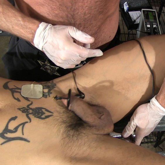 Matt Stevens Tortures Slave Draven   Daily Dudes @ Dude Dump