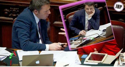 Matteo Renzi | Daily Dudes @ Dude Dump