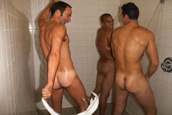 Men In The Shower…   Gay Body Blog   Daily Dudes @ Dude Dump