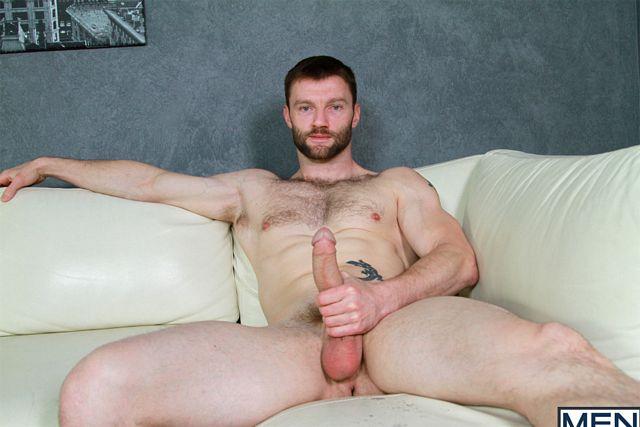 MEN.Com Presents Hot Porn Model Dennis West | Daily Dudes @ Dude Dump