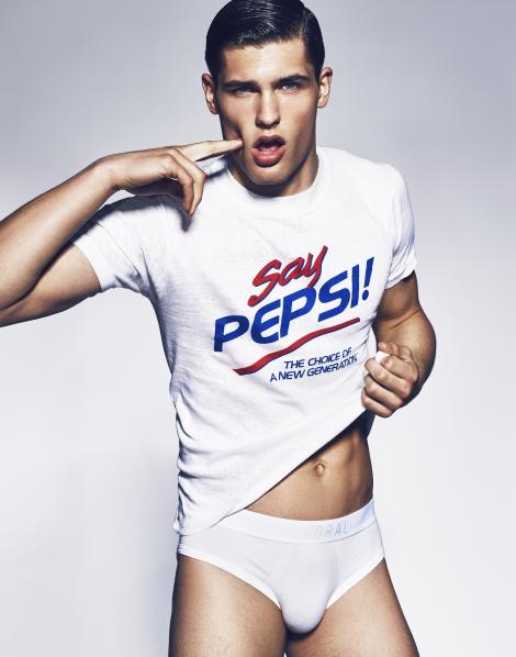 Miroslav Cech sexy for Attitude Magazine | Daily Dudes @ Dude Dump