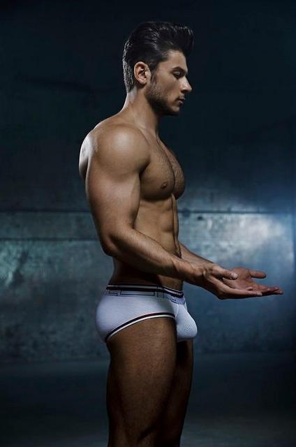 Models undies: Daniel Garofali!   Daily Dudes @ Dude Dump
