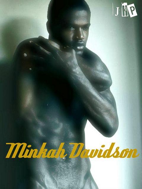 Modelsface: Minkah Davidson   Daily Dudes @ Dude Dump