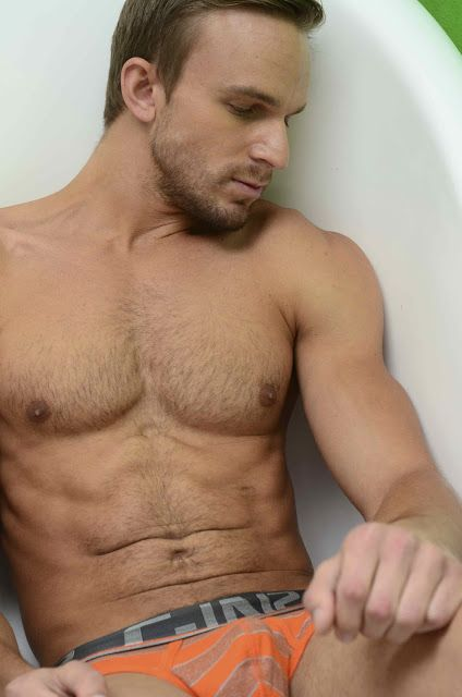 More Of Hunky Tyrone Nell   Daily Dudes @ Dude Dump