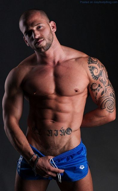 More Of Nuno Branco – NAKED! | Daily Dudes @ Dude Dump