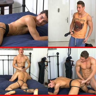 Mouth Full for Gino | Barely Legal Guys and Gay Bo | Daily Dudes @ Dude Dump