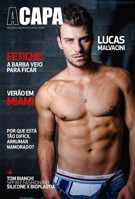 Mr Brazil Lucas Malvacini   Gay Body Blog   Daily Dudes @ Dude Dump