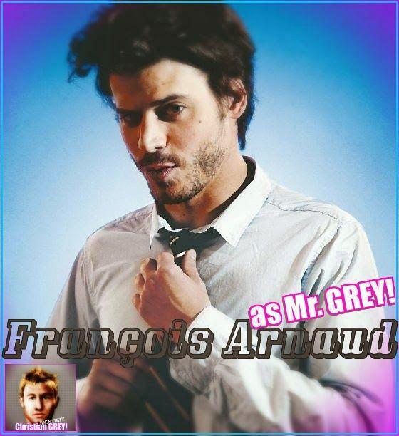 Mr. Grey UPDATE: François Arnaud   Daily Dudes @ Dude Dump