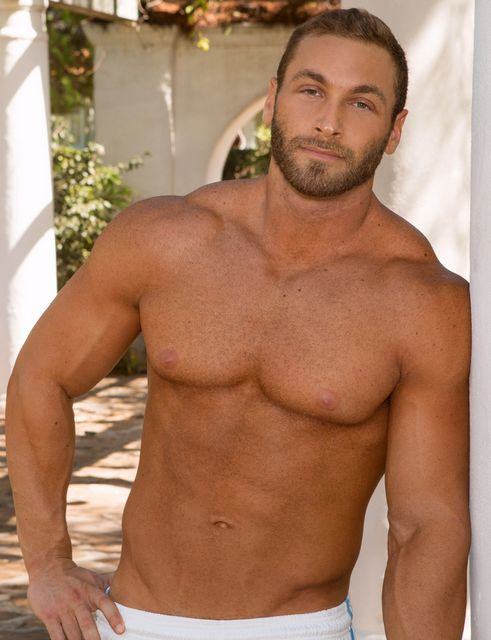 Muscle bearded hunk with furry butt Dimitry jacks   Daily Dudes @ Dude Dump