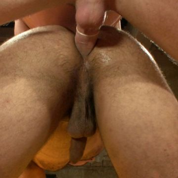 Muscle God Pinned Down and Fucked Hard | Daily Dudes @ Dude Dump