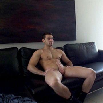 Muscular, Hung & Engaged Stud at Porn Audition | Daily Dudes @ Dude Dump