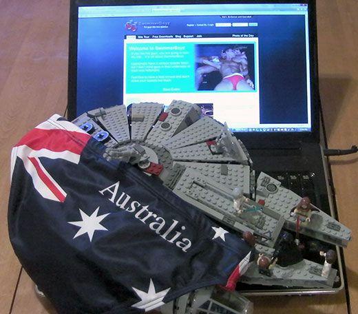 My Aussie Turbo Speedos | Daily Dudes @ Dude Dump