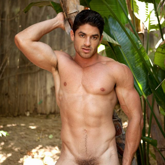 Naked As Adam: Romeo Alfonso | Daily Dudes @ Dude Dump