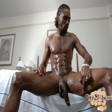 Naked Thug Ruff Ryder | Daily Dudes @ Dude Dump