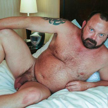 Nolen Richards In A Gay Bear Jerk Off Video   Daily Dudes @ Dude Dump