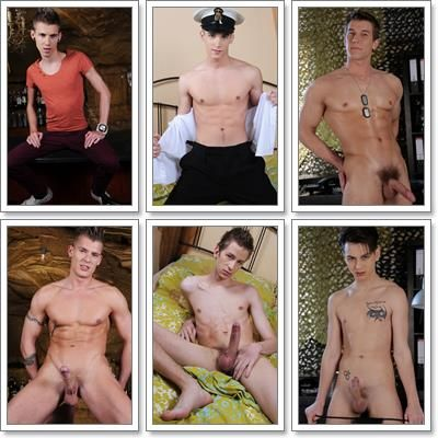 Once the Uniform Comes Off | Barely Legal Guys and | Daily Dudes @ Dude Dump