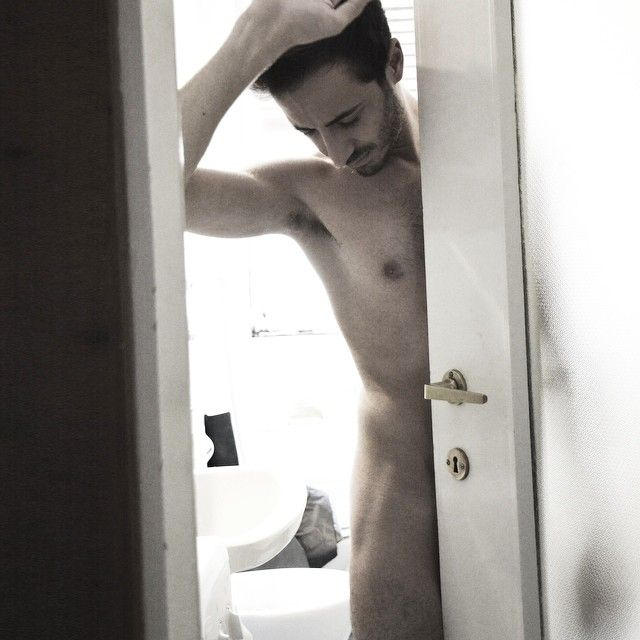 Osvaldo Supino naked | Daily Dudes @ Dude Dump