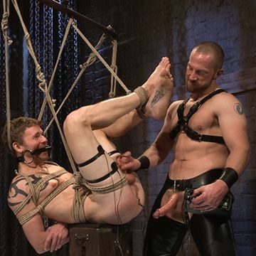 Perverted Leather Daddy   Daily Dudes @ Dude Dump
