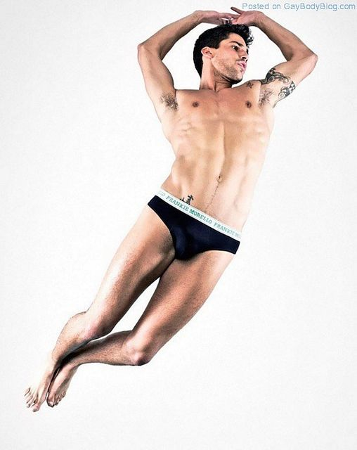 Prancing With Miguel Iglesias | Daily Dudes @ Dude Dump