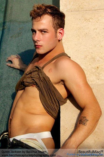 Quinn Jaxon Hung And Naked! | Daily Dudes @ Dude Dump