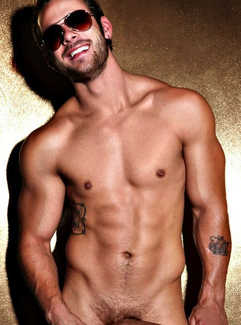 Beautiful men nude male models