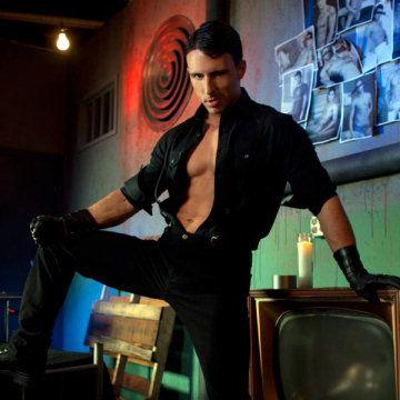 Reese Rideout dressed to kill | Flesh 'n' Boners | Daily Dudes @ Dude Dump