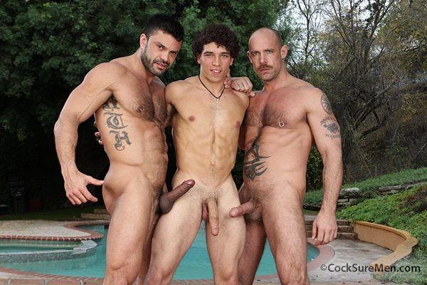 Rogan Richards, Jake Deckard & Austin Merrick | Daily Dudes @ Dude Dump