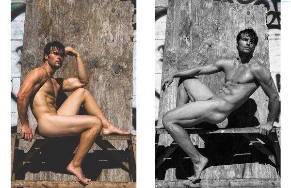 Ruggedly Sexy Paul Chiara | Daily Dudes @ Dude Dump