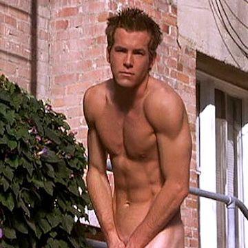 Ryan Reynolds buck-ass nude | Daily Dudes @ Dude Dump