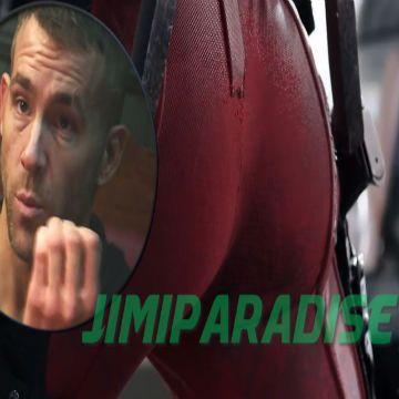 Ryan Reynolds' Deadpool ass! | Daily Dudes @ Dude Dump