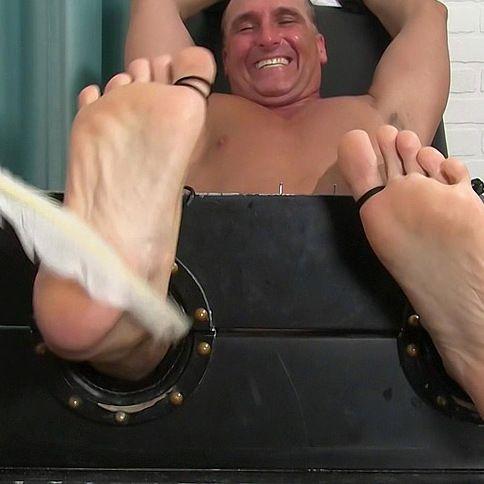 Sebastian Tickle Tortured | Daily Dudes @ Dude Dump