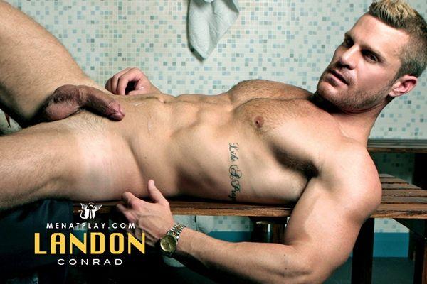 Sexy Landon Conrad Solo | Daily Dudes @ Dude Dump