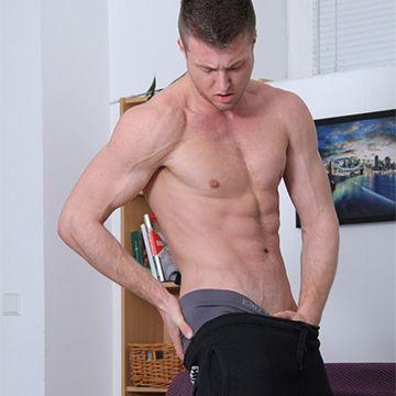 Sexy Muscular Ivan Houke | Daily Dudes @ Dude Dump