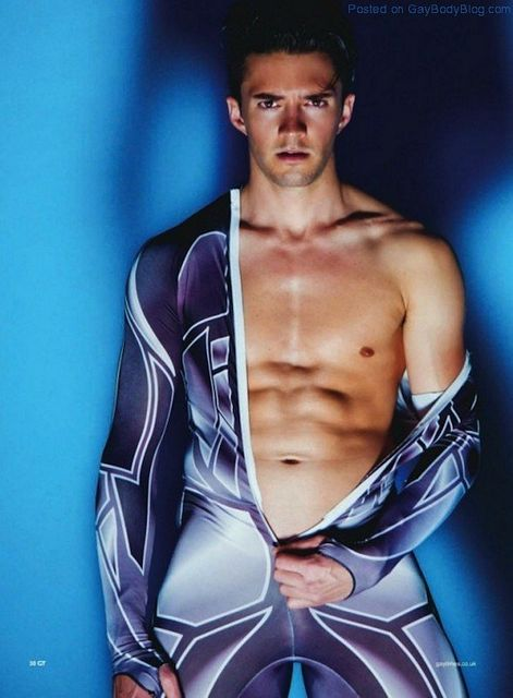 Sexy Olympic Skater Blake Skjellerup And The Sochi | Daily Dudes @ Dude Dump