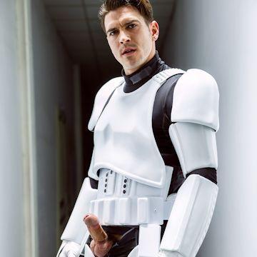 Short for a Stormtrooper? | Daily Dudes @ Dude Dump