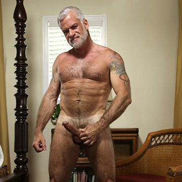 Silver Daddy Jake Marshall | Daily Dudes @ Dude Dump