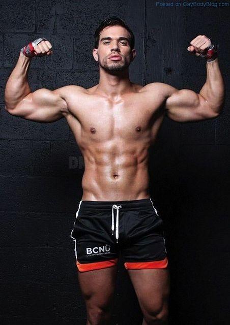 Smooth And Mean Sporty Jock Darian Alvarez | Daily Dudes @ Dude Dump