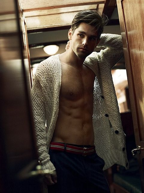 Some More Of Justin Gaston | Daily Dudes @ Dude Dump